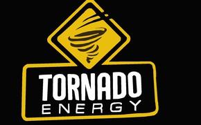 Картинка белый, энергия, цвета, желтый, буквы, знак, черный, значок, торнадо, вихрь, напиток, tornado, нарисован, энергетик
