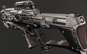 Картинка оружие, Star Citizen, Kastak Arms