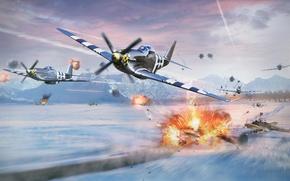 Картинка Game, Battle, War Thunder
