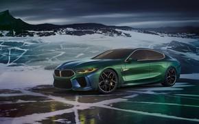 Картинка Concept, BMW, концепт, Gran Coupe, вмб