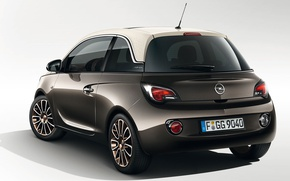 Картинка Opel, Adam, хэтчбеб