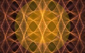 Картинка линии, узоры, фигуры, симметрия