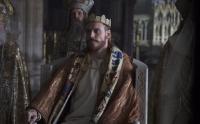 Картинка cinema, man, movie, Scotland, film, Michael Fassbender, king, Macbeth, William Shakespeare