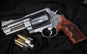 Картинка оружие, револьвер, weapon, Smith & Wesson, revoler, Магнум 500, Magnum 500