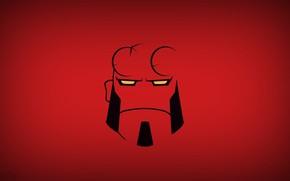 Картинка Герой, Комикс, Hellboy