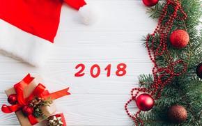Картинка праздник, новый год, украшение, 2018, декор