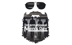 Картинка Men, Double Exposure, Photo Manipulation, International Mens Day