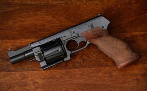 Картинка gun, weapon, revolver, Mateba, Mateba MTR-8