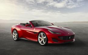 Картинка Ferrari, суперкар, феррари, Portofino, портофино