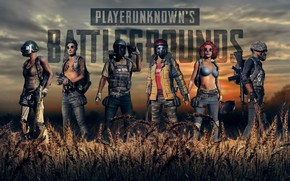 Обои playerunknowns, games, игра, pubg, игры