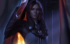 Картинка girl, woman, Dragon Age, Dragon Age: Inquisition, Leliana