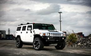 Картинка wheels, Hummer, with