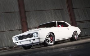 Картинка Chevrolet, Camaro, Supercharged, '69, Phil Mitchell's