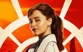Картинка art, Star wars, Emilia Clarke, Solo, Qi'ra