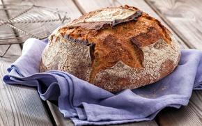 Обои хлебушек, еда, выпечка, хлеб