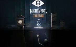 Картинка game, monster, bakemono, Little Nightmares, The Depths, Little Nightmares The Depths