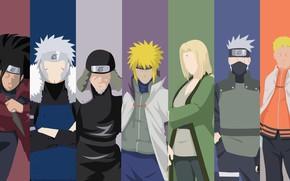 Картинка Naruto, anime, manga, hokage, japanese, Naruto Shippuden