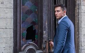 Картинка взгляд, дверь, Павел Прилучный, Рубеж