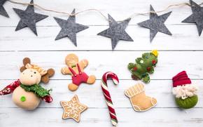 Картинка печенье, Christmas, декор, игрушки ёлочные, cookies
