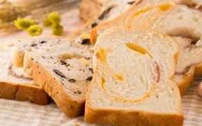 Картинка выпечка, Хлеб, Семечки
