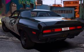 Картинка город, автомобиль, Grand Theft Auto V