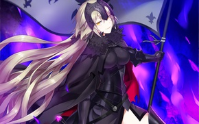 Картинка аниме, арт, Fate/Grand Order, fate/grand order, Joan Alter
