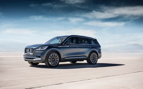 Картинка Lincoln, Aviator, 2019