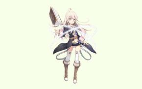 Картинка anime, asian, manga, witch, japanese, oriental, asiatic, mahou, Zero kara Hajimeru Mahou no Sho, Grimoire …