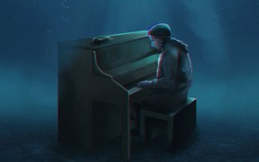 Картинка Music, Cover, Monstercat, Intercom, Decoy World