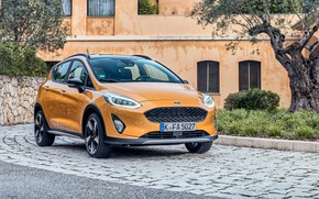 Картинка Ford, 2018, Fiesta, Active