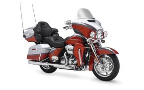 Картинка байк, Harley-Davidson, CVO, FLHTKSE