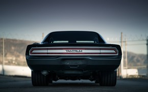 Картинка Muscle, Dodge, Charger, 1970, Tuning, Tantrum