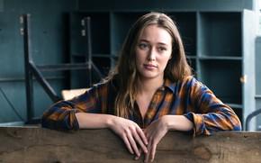 Картинка сериал, Бойтесь ходячих мертвецов, Fear the Walking Dead, Alycia Debnam-Carey, Алисия Дебнем-Кери