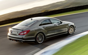 Картинка Mercedes-Benz, седан, CLS-Класс