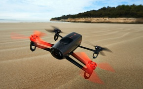 Картинка Bebop, technology, drone, high technology, quadcopter, Parrot Bebop, high tec