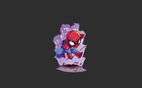 Картинка yuusha, spider, Spider-Man, Parker, boy, Peter, Peter Parker, Marvel Comics, Spider-man, hero, Marvel, man, Spiderman