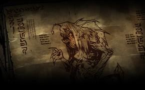 Картинка woman, Mermaid, Darkest dungeon