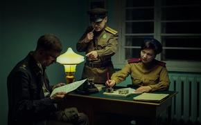 Обои война, 9 мая, военные, офицер, День Победы, Советская Армия, к празднику Великой победы, военная история, ...