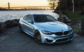 Картинка BMW, Blue, F82, Sight