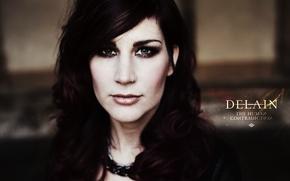 Картинка Delain, Johanna Charlotte Wessels, symphonic metal