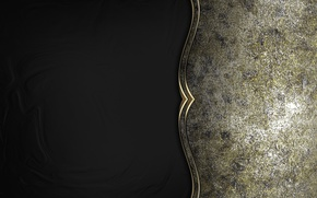 Картинка silver, black, texture, background, luxury