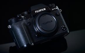Картинка фотоаппарат, Fujifilm, X-T2
