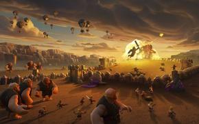 Картинка game, giant, Clash Of Clans