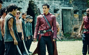 Картинка AMC, tv series, Netflix, Into the Badlands