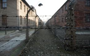 Обои свобода, смерть, Auschwitz, фашизм