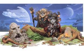 Картинка игра, фэнтези, арт, Аллоды Онлайн, Dmitry Khrapovitsky