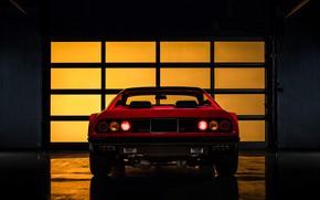 Картинка Авто, Машина, Феррари, Ferrari, 365, Boxer, Berlinetta, Вид сбоку, GT4, Jeremy Cliff, 365 GT4, 365 …
