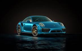 Картинка 911, Porsche, спорткар, GT2, Спортивный автомобиль, sina mehralinia