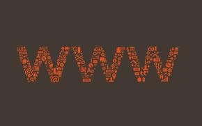 Картинка logo, internet, www, web