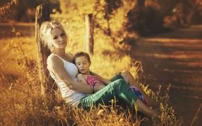 Картинка дорога, дочь, мать